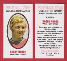 West Ham United Bobby Moore England